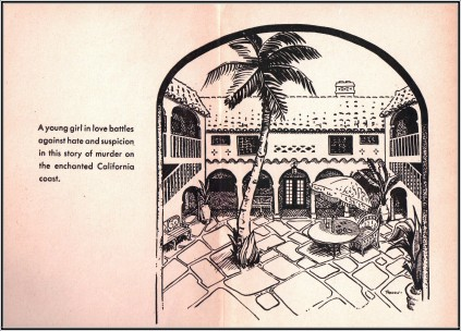 Drawing from inside the front cover.